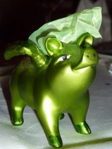 Viel Schwein fürs Neue Jahr