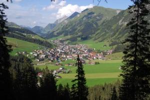 wanderbarer Bergsommer in Lech