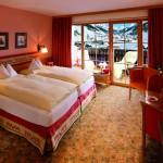 Schneewittchenzimmer im Hotel Lech