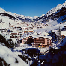 Winter in Lech