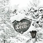 Weihnachten im Hotel Lech