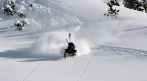Schnee prüfen