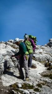Klettern in Lech am Arlberg