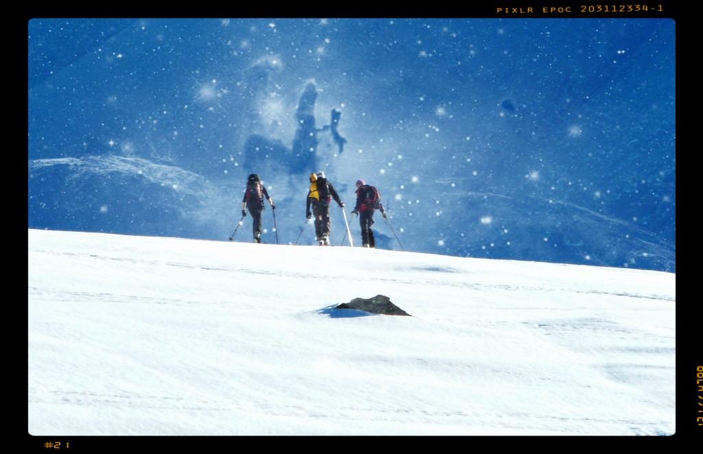 Schneeschuhwanderung in Lech