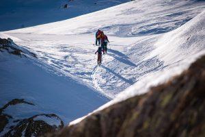 Skitour am Arlberg